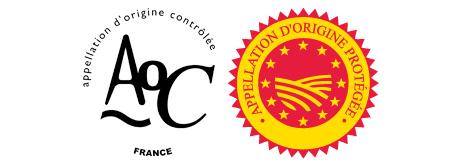 Les produits AOC/AOP